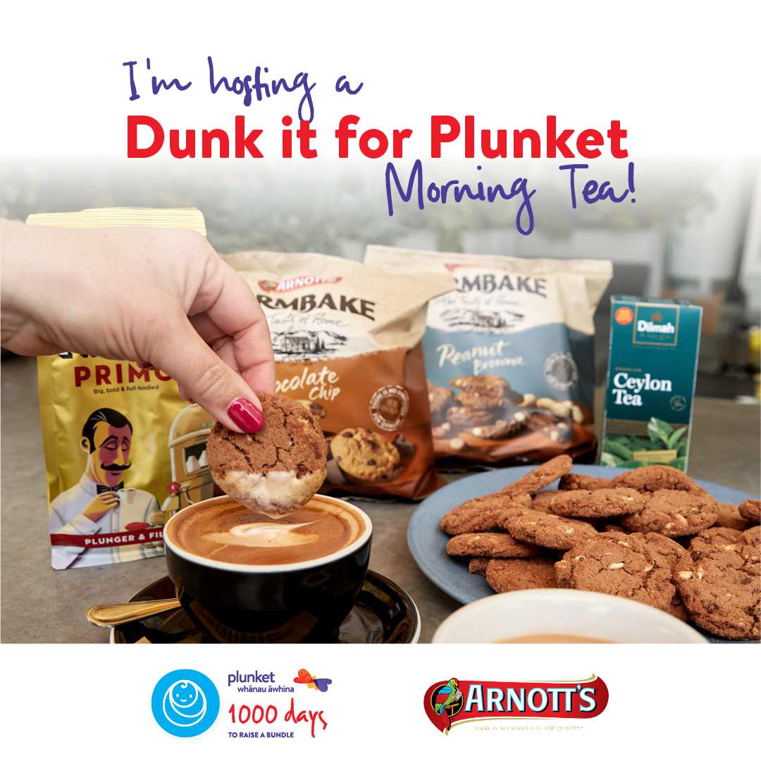 Dunk it - I am hosting!