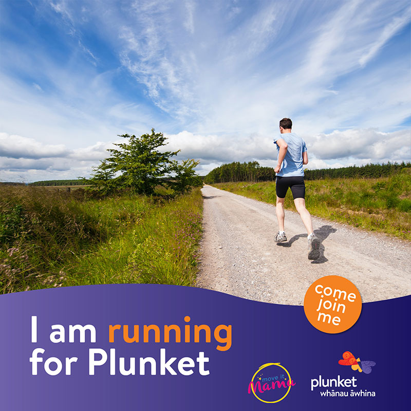 Come join me - Running 3