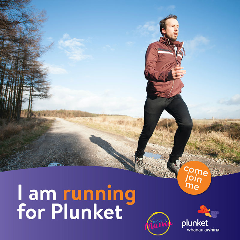 Come join me - Running 2