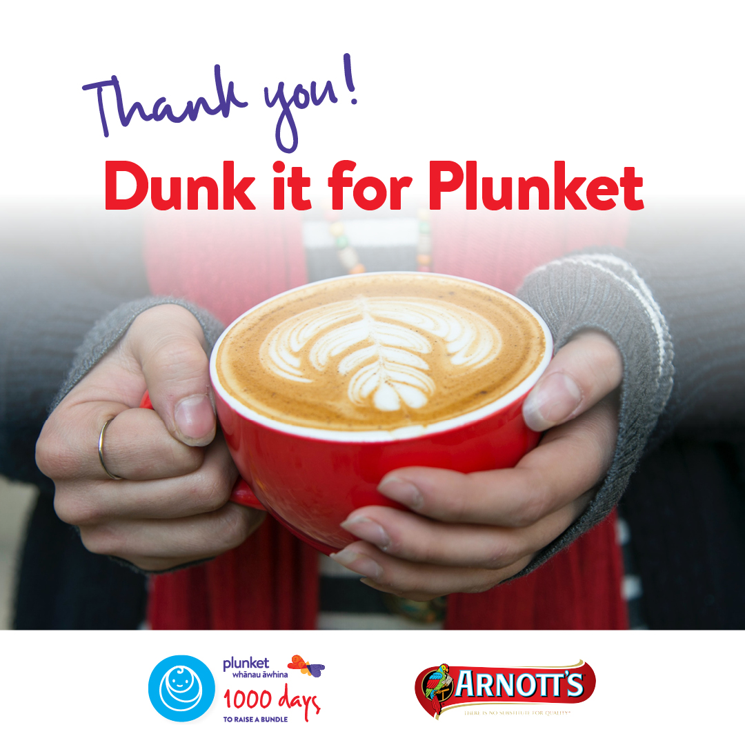 Thank your donors!
